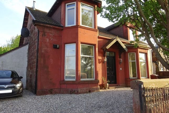 Thumbnail Flat for sale in Cardross Road, Dumbarton