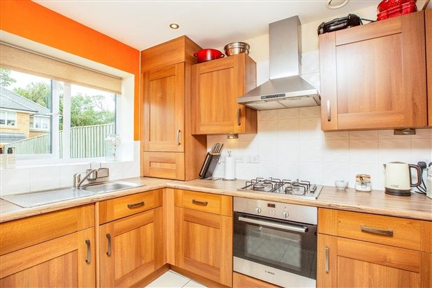 Kitchen of Boardman Close, Farington, Leyland PR25