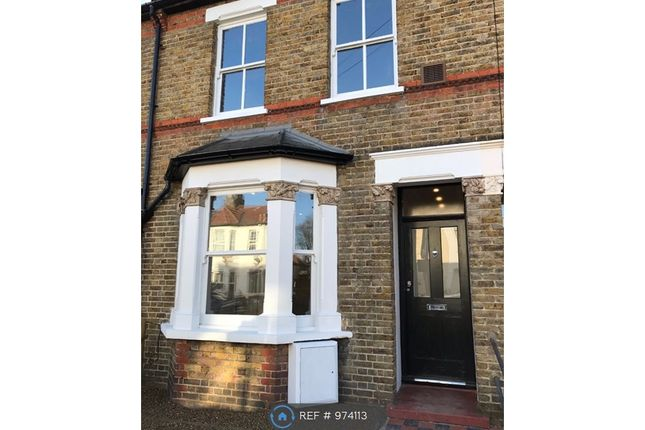 Thumbnail Terraced house to rent in Albion Road, Hounslow