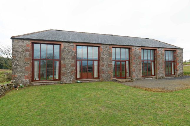 Thumbnail Detached house for sale in Tundergarth, Lockerbie