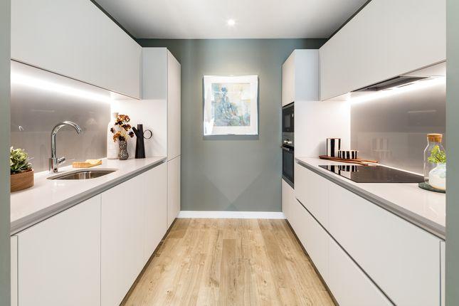 Kitchen of Hornchurch Square, Farnborough GU14