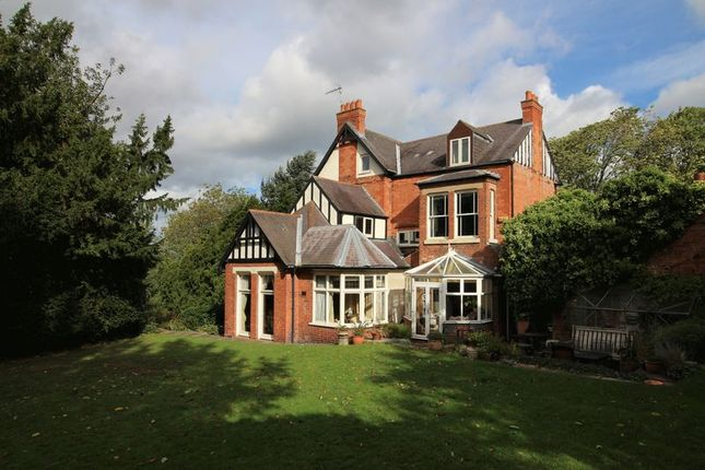 Thumbnail Detached house for sale in Cropwell Road, Radcliffe On Trent, Nottingham