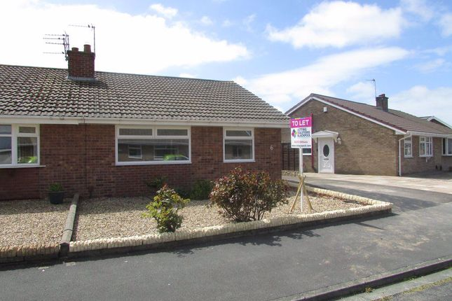 2 bed bungalow to rent in Glenfield Avenue, Blackpool, Lancashire FY2