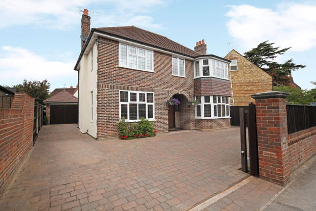 Thumbnail Detached house to rent in Frances Road, Windsor