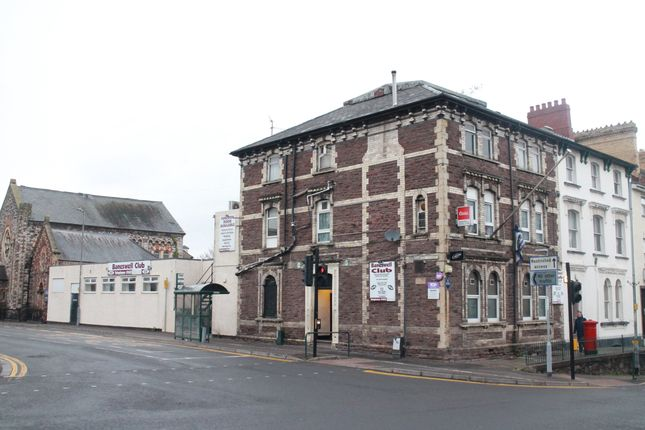 Thumbnail Pub/bar for sale in Havelock Street, Newport