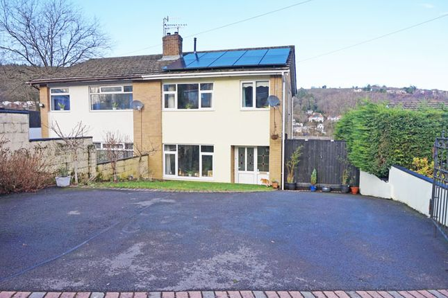 3 bed semi-detached house for sale in Westwood Drive, Treharris CF46