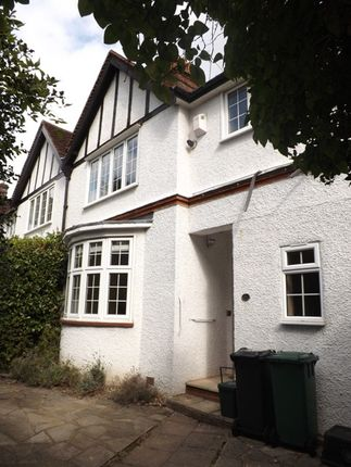 Thumbnail Semi-detached house to rent in Church Street, Reigate