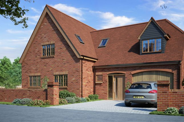 Thumbnail Detached house for sale in The Martlets, Hellingly, Hailsham