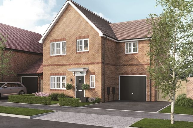 """Thumbnail Detached house for sale in """"Kopfield"""" at Hayley Road, Lancing"""