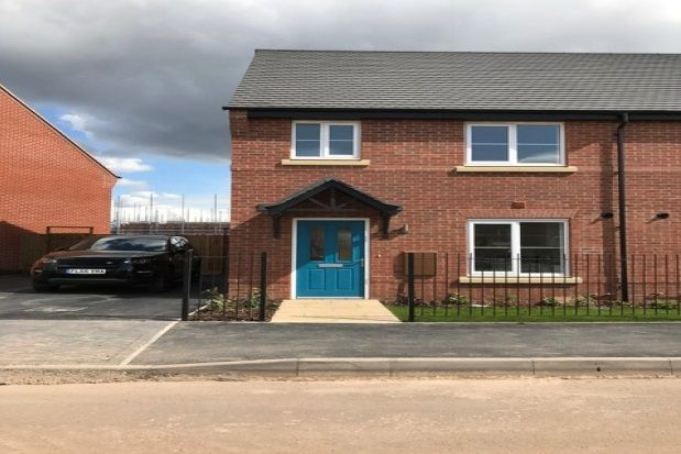 Thumbnail Property to rent in 3 Stafford Drive, Littleover