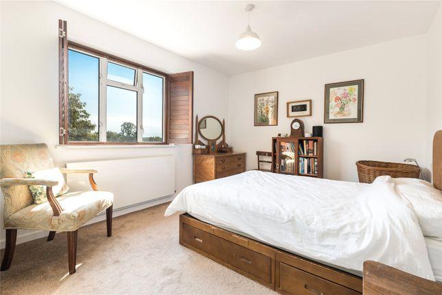 Master Bedroom of Edensor Gardens, London W4