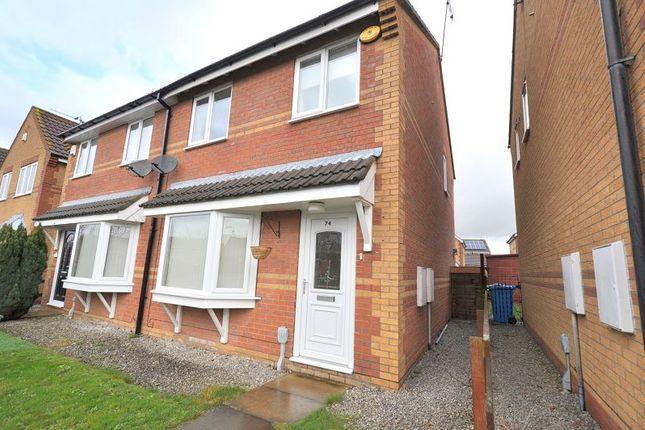 Thumbnail Property to rent in Kingsbury Way, Kingswood, Hull