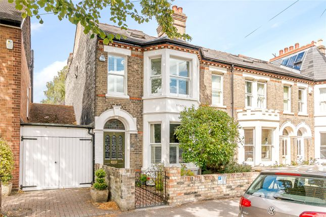 Thumbnail End terrace house for sale in Humberstone Road, Cambridge