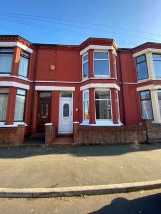 Thumbnail Terraced house to rent in Redvers Drive, Walton, Liverpool
