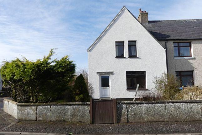 Thumbnail Semi-detached house for sale in Braal Terrace, Halkirk