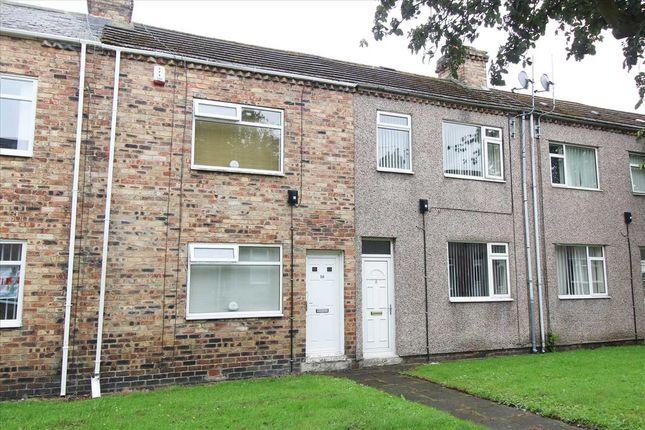 Thumbnail Terraced house for sale in Hastings Street, Klondyke, Cramlington