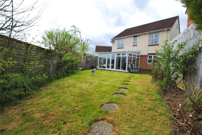 Thumbnail Detached house for sale in St. Marys Close, Chudleigh, Newton Abbot