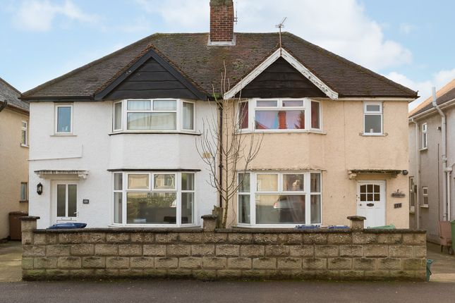 Thumbnail Semi-detached house to rent in Cricket Road, Oxford