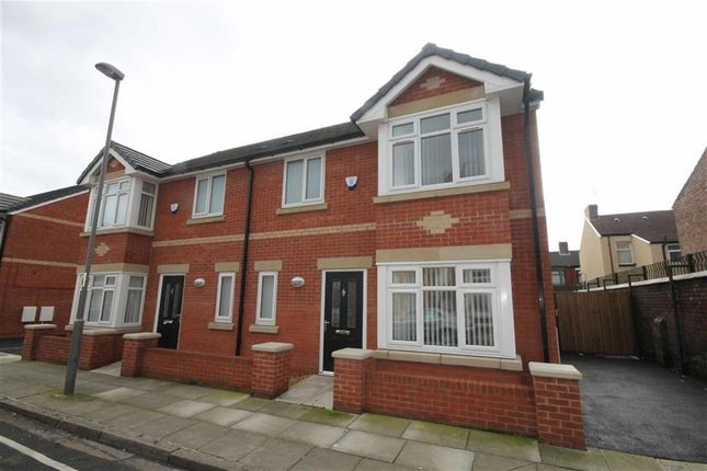 Thumbnail End terrace house to rent in Cowley Road, Walton, Liverpool