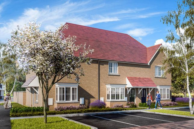 "Thumbnail Property for sale in ""The Hazel"" at Wren Drive, Finberry, Ashford"