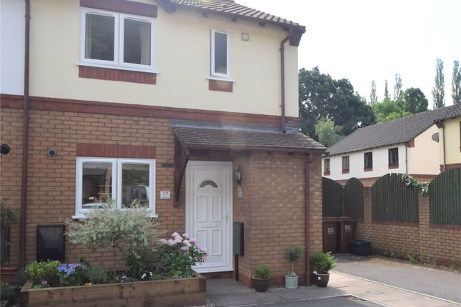 Thumbnail Semi-detached house to rent in Cottey Brook, Tiverton, Devon