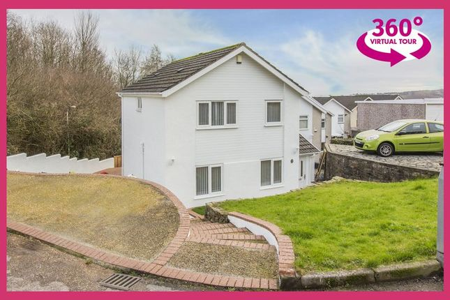 Thumbnail Detached house for sale in The Links, Trevethin, Pontypool