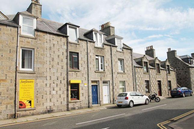 Thumbnail Flat for sale in 52B, School Street, Fraserburgh, Aberdeenshire AB439Ht