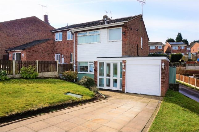 Thumbnail Semi-detached house for sale in Haywood Oaks Lane, Blidworth, Mansfield