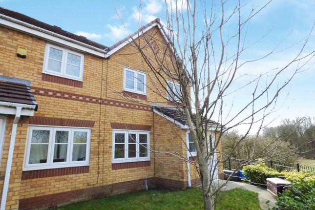 Thumbnail Semi-detached house for sale in Ambleside Drive, Kirkby, Liverpool, Lancashire