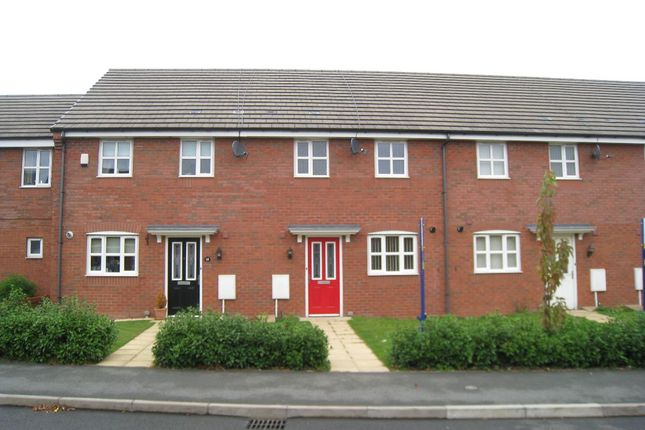 Thumbnail Terraced house to rent in Holcroft Drive, Abram, Wigan