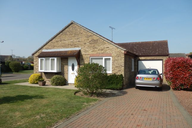 Thumbnail Detached bungalow for sale in Keynes Way, Dovercourt