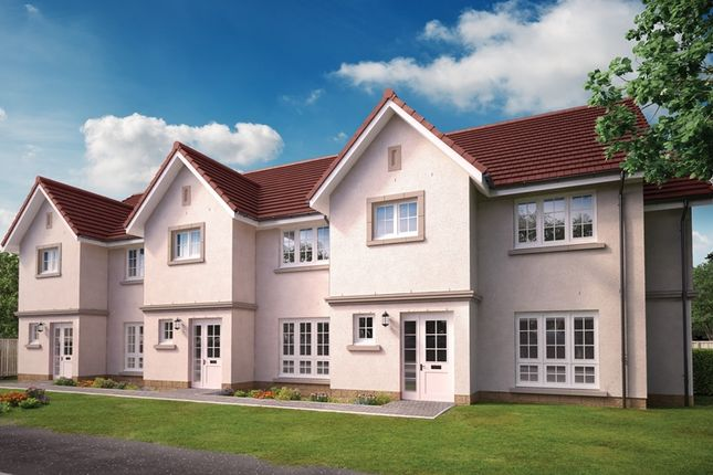 "Thumbnail Terraced house for sale in ""The Arthur"" at Milltimber"