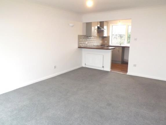 Living Room of Sunningdale Walk, Eaglescliffe, Stockton-On-Tees TS16