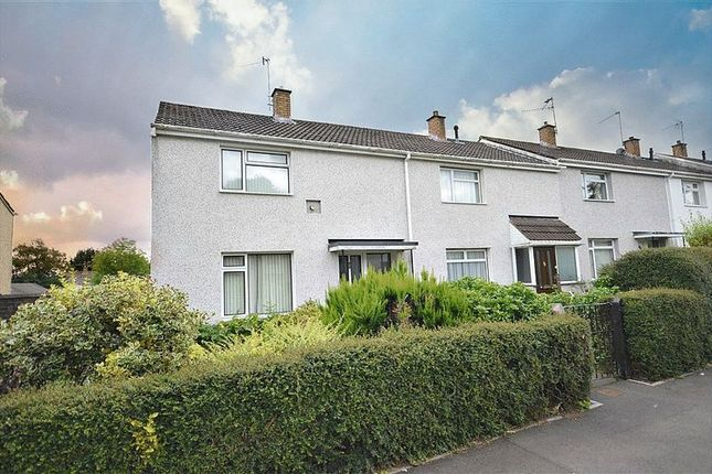 Thumbnail End terrace house for sale in Henllys Way, Cwmbran