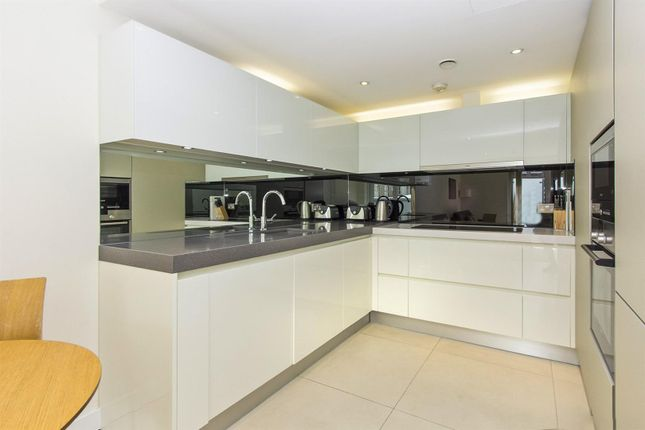 Kitchen of Bezier Apartments, 91 City Road, Aldgate, London EC1Y