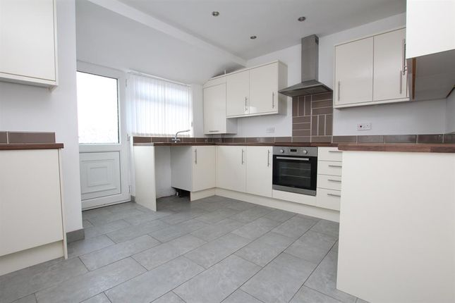 Thumbnail Detached bungalow for sale in Thackeray Drive, Blurton, Stoke-On-Trent