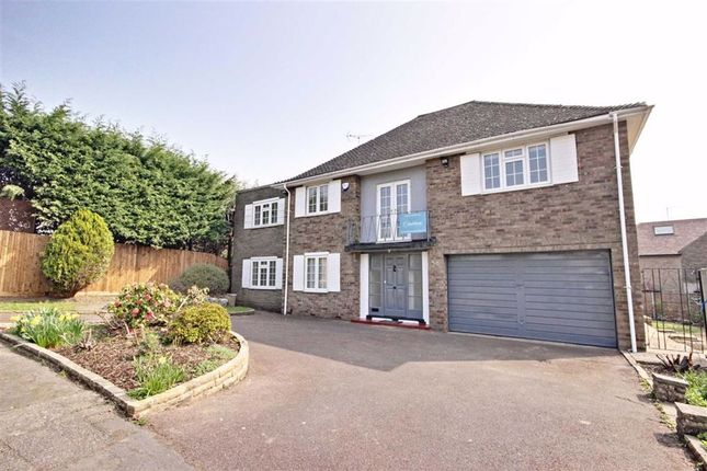 Thumbnail Detached house to rent in Duchy Road, Hadley Wood, Hertfordshire