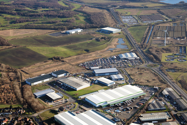 Thumbnail Industrial for sale in Link 45, Thornes Farm Way, Cross Green, Leeds