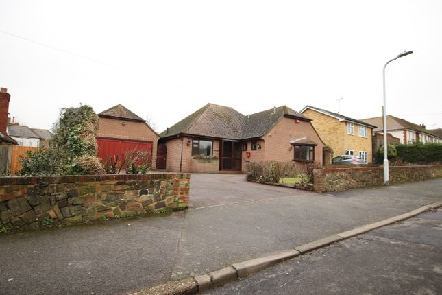 Thumbnail Detached bungalow to rent in Elm Grove, Westgate-On-Sea