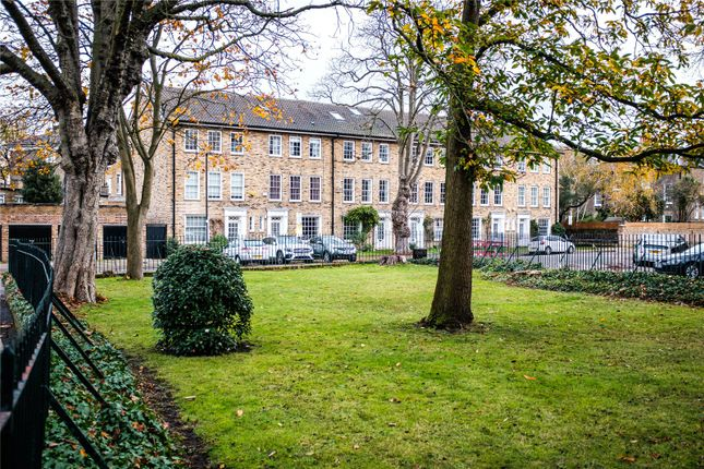 Thumbnail End terrace house for sale in Alwyne Square, London