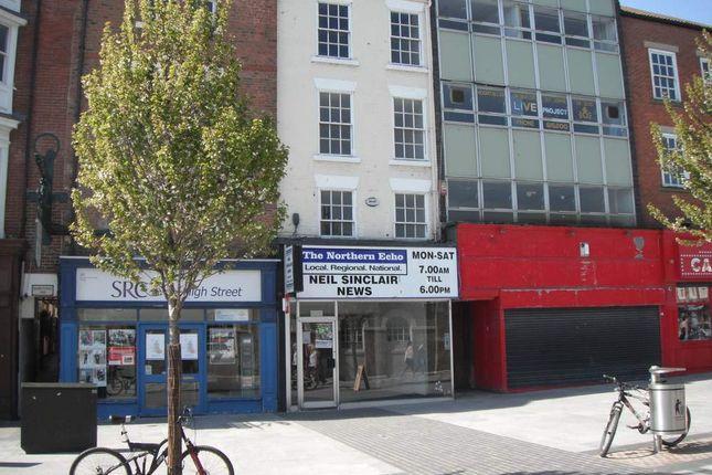 Thumbnail Retail premises to let in 112 High Street, Stockton TS18 1Bb,