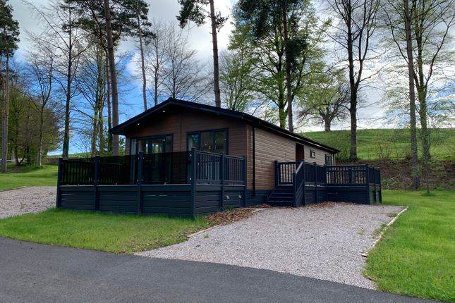 Thumbnail Lodge for sale in Lowther Holiday Park, Penrith, Cumbria