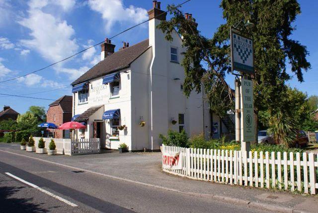 Thumbnail Pub/bar for sale in Stone Street, Petham