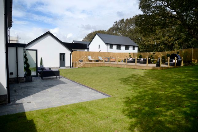 4 bedroom detached house for sale in Plot 58 The Harlech, Caswell, Swansea