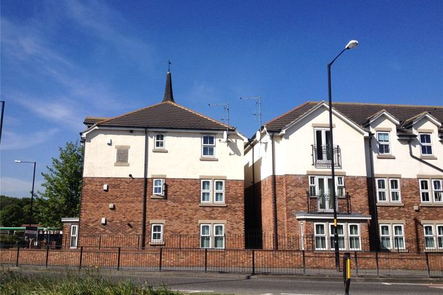 Thumbnail Flat to rent in High Street, Ormesby, Middlesbrough