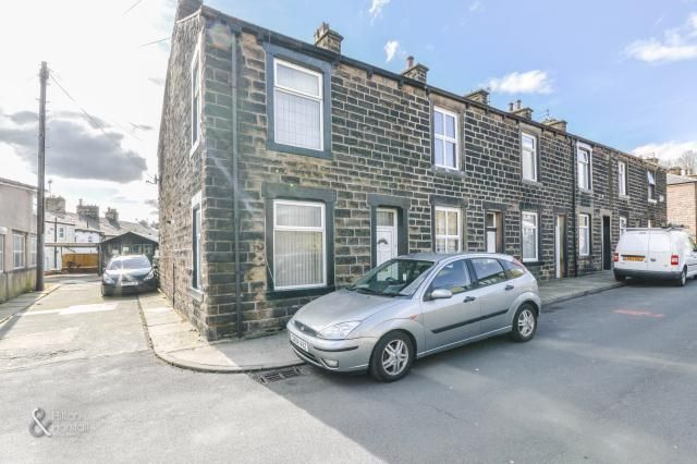 Thumbnail Terraced house to rent in Ford Street, Barrowford, Lancashire.