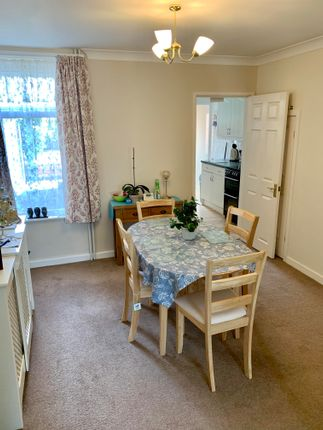 Dining Room of Manor Road North, Southampton SO19