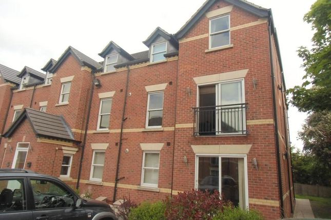 Thumbnail Flat to rent in Weaver Grove, Winsford