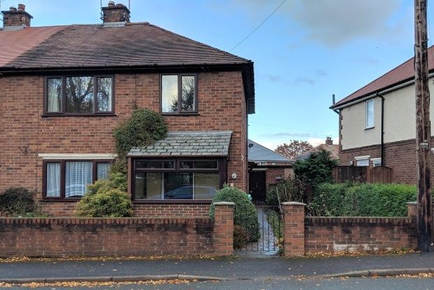 Thumbnail Property to rent in Bron Y Dre, Wrexham