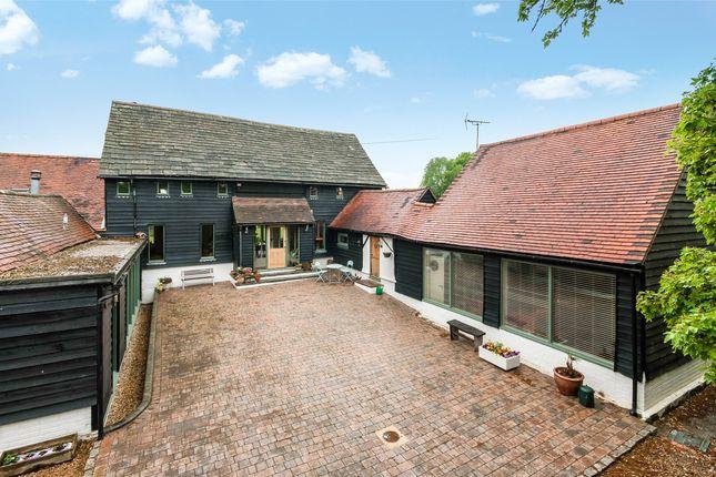 Thumbnail Detached house for sale in Horsham Road, Capel, Dorking, Surrey
